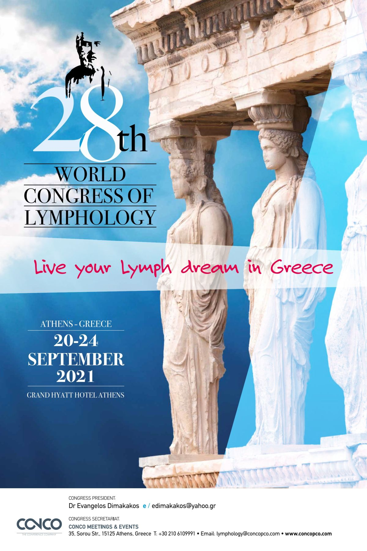 28th congress lymphology